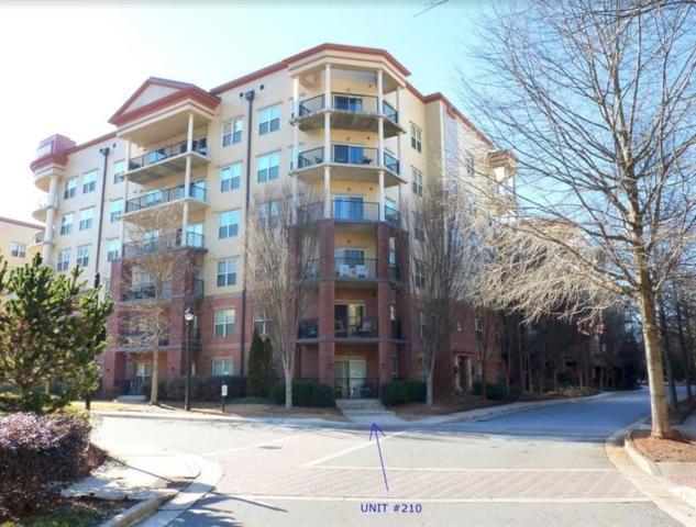 200 River Vista Drive #210, Atlanta, GA 30339 (MLS #5967572) :: North Atlanta Home Team