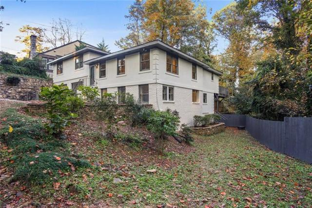 3131 Dale Drive NE, Atlanta, GA 30305 (MLS #5967575) :: The Russell Group