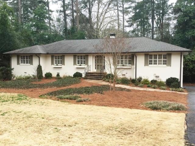 3786 Ivy Lane, Atlanta, GA 30342 (MLS #5967578) :: North Atlanta Home Team
