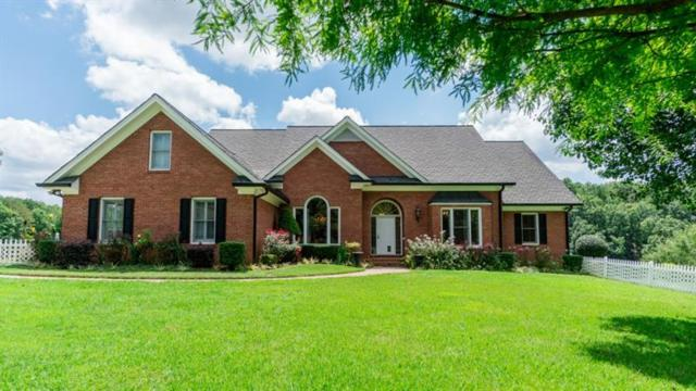 901 Sparks Lane, Ball Ground, GA 30107 (MLS #5967633) :: Path & Post Real Estate