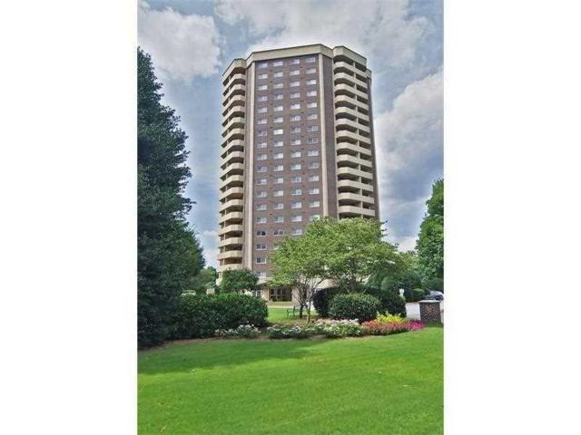 1501 Clairmont Road #428, Decatur, GA 30033 (MLS #5967667) :: North Atlanta Home Team