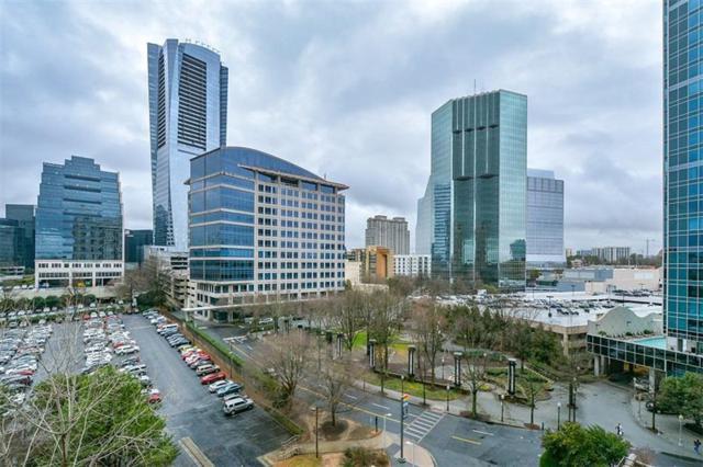 3334 Peachtree Road NE #512, Atlanta, GA 30326 (MLS #5967687) :: The Justin Landis Group