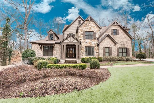 665 Mount Paran Road, Atlanta, GA 30327 (MLS #5967691) :: Charlie Ballard Real Estate