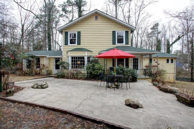 568 S Main Street, Jasper, GA 30143 (MLS #5967734) :: North Atlanta Home Team