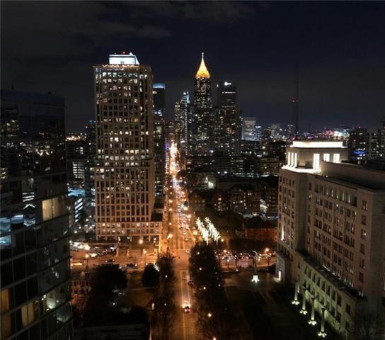 1080 Peachtree Street #2107, Atlanta, GA 30309 (MLS #5967796) :: North Atlanta Home Team