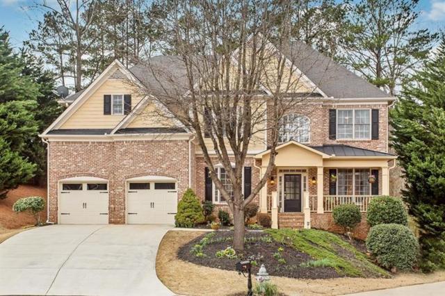 5002 Preservation Pointe NW, Kennesaw, GA 30152 (MLS #5967819) :: North Atlanta Home Team