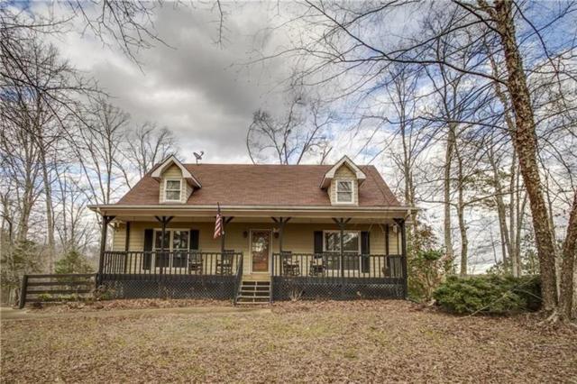 110 Pine Rock Place, Waleska, GA 30183 (MLS #5967832) :: North Atlanta Home Team