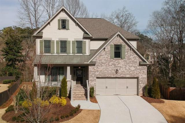 2510 Overlook Bluff, Decatur, GA 30030 (MLS #5967837) :: North Atlanta Home Team