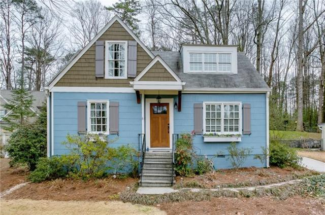 2977 Skyland Drive NE, Brookhaven, GA 30341 (MLS #5967941) :: North Atlanta Home Team
