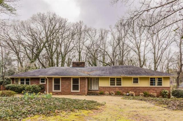 1235 Mount Paran Road NW, Atlanta, GA 30327 (MLS #5968027) :: North Atlanta Home Team