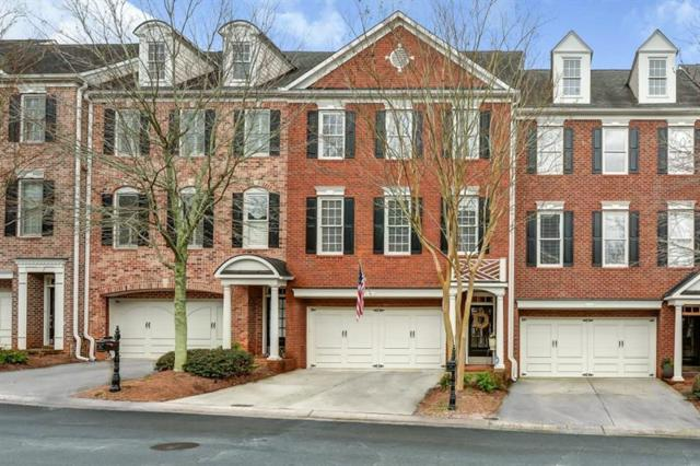 4607 Village Green Drive, Roswell, GA 30075 (MLS #5968094) :: Kennesaw Life Real Estate