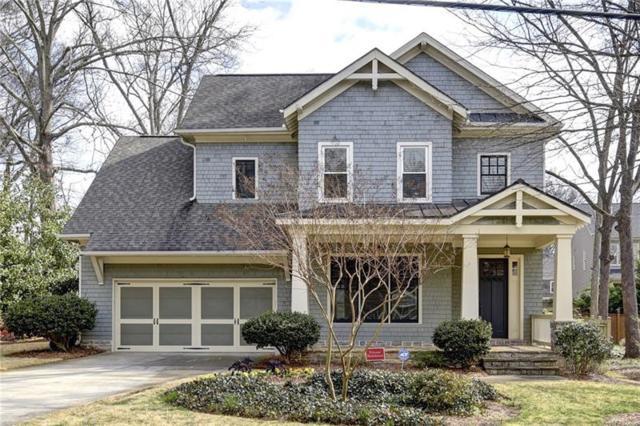 2621 Gilbert Street SE, Smyrna, GA 30080 (MLS #5968215) :: Charlie Ballard Real Estate