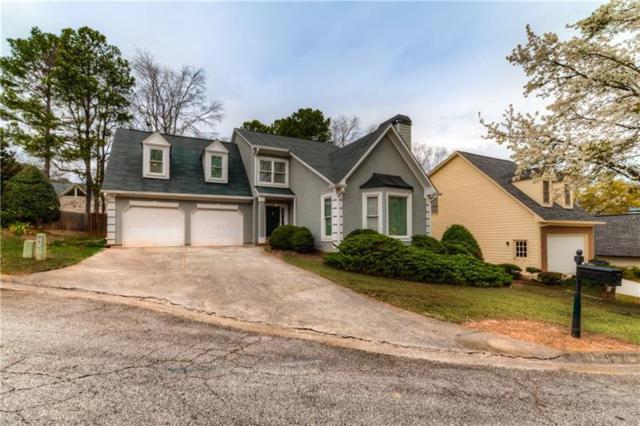 1166 Newbridge Trace NE, Brookhaven, GA 30319 (MLS #5968255) :: North Atlanta Home Team