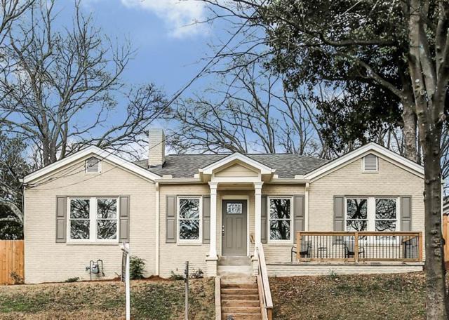 1320 Hosea L Williams Drive NE, Atlanta, GA 30317 (MLS #5968356) :: North Atlanta Home Team