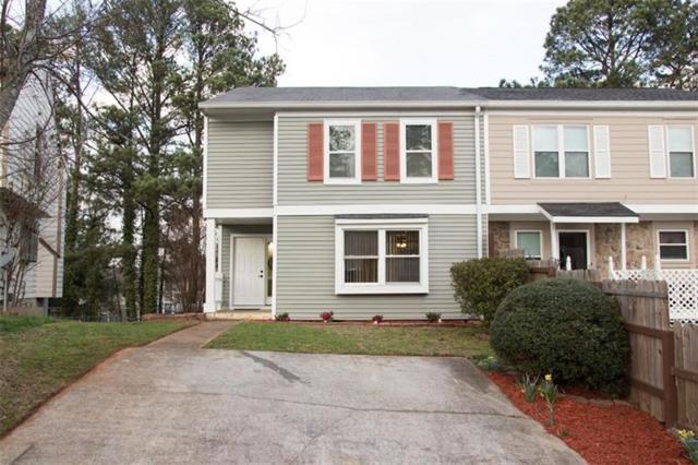 1246 Ridgecrest Lane SE, Smyrna, GA 30080 (MLS #5968387) :: Charlie Ballard Real Estate