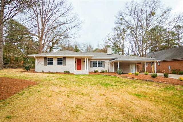 3143 Wiltshire Drive, Avondale Estates, GA 30002 (MLS #5968434) :: North Atlanta Home Team