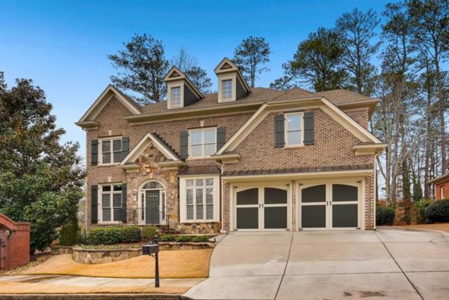 4952 Wyntergate Drive, Dunwoody, GA 30338 (MLS #5968456) :: Rock River Realty