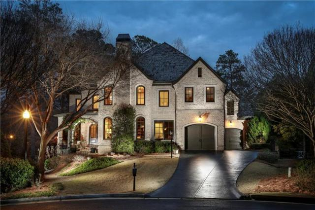 425 Prestwick Court, Alpharetta, GA 30005 (MLS #5968507) :: North Atlanta Home Team