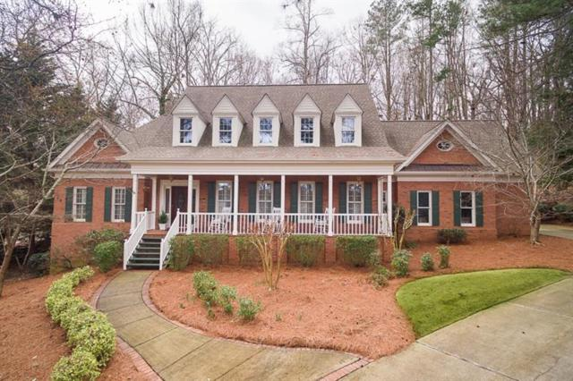 345 High Bridge Chase, Alpharetta, GA 30022 (MLS #5968665) :: North Atlanta Home Team