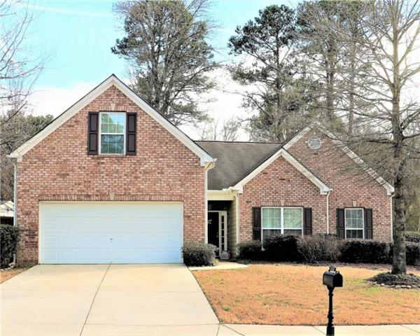 2822 Glenlocke Circle NW, Atlanta, GA 30318 (MLS #5968698) :: Charlie Ballard Real Estate