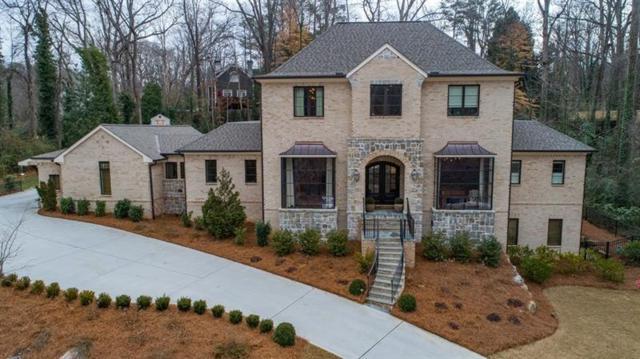 4797 Rebel Trail, Sandy Springs, GA 30327 (MLS #5968709) :: North Atlanta Home Team