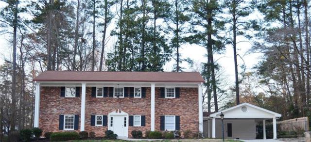 1544 Bishop Hollow Run, Dunwoody, GA 30338 (MLS #5968723) :: Rock River Realty