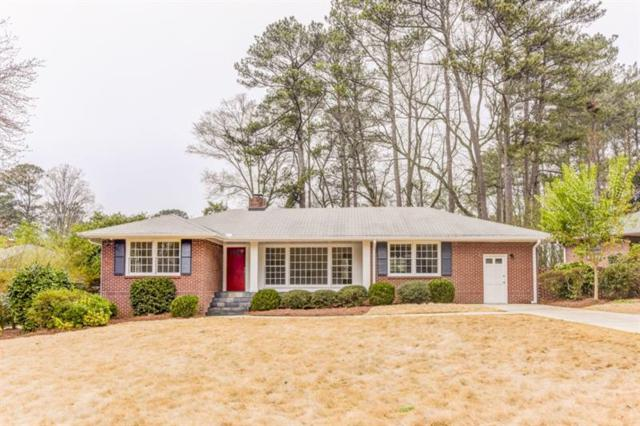 1301 Amanda Circle, Decatur, GA 30033 (MLS #5968768) :: The Russell Group