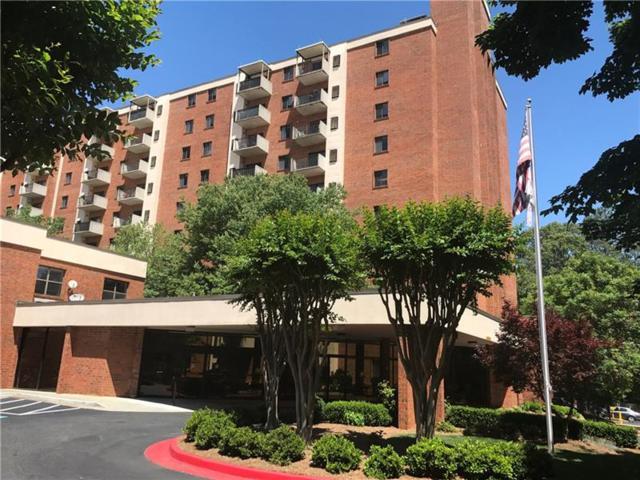 300 Johnson Ferry Road NE, Sandy Springs, GA 30328 (MLS #5968845) :: North Atlanta Home Team
