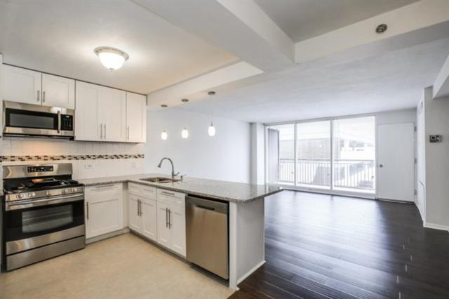 620 Peachtree Street NE #415, Atlanta, GA 30308 (MLS #5968873) :: North Atlanta Home Team