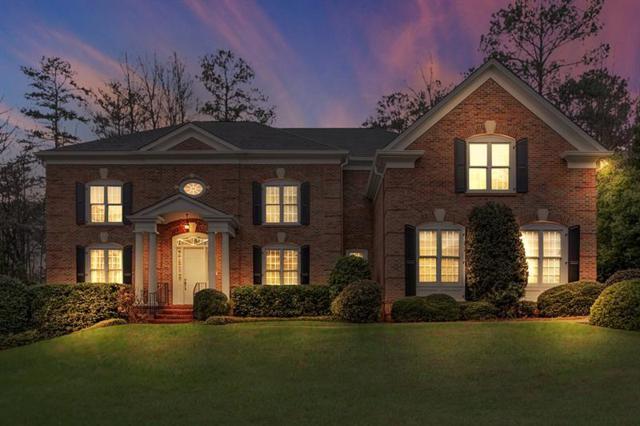 3711 Langley Oaks Place, Marietta, GA 30067 (MLS #5968911) :: RE/MAX Prestige