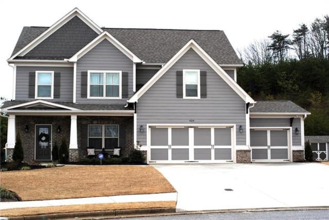 429 Canyon Creek Landing, Canton, GA 30114 (MLS #5968920) :: Path & Post Real Estate