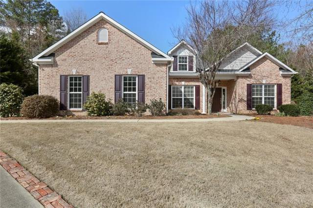 560 Augusta Drive, Canton, GA 30115 (MLS #5968933) :: Kennesaw Life Real Estate