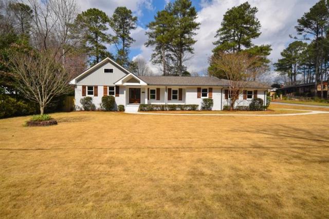 2486 Circlewood Road NE, Atlanta, GA 30345 (MLS #5968979) :: North Atlanta Home Team