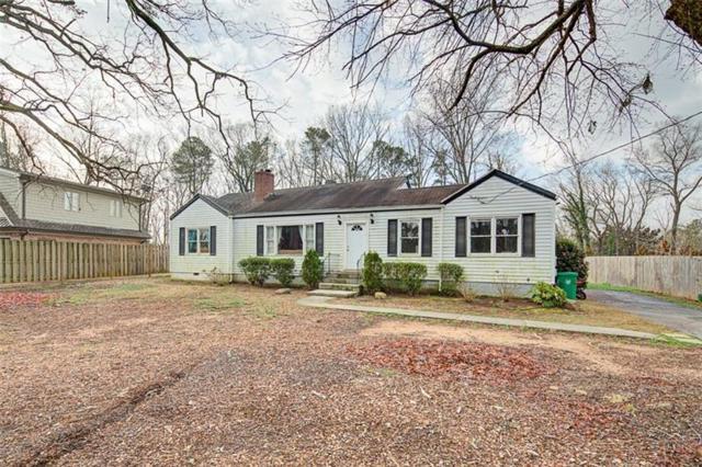 1977 Mount Vernon Place, Dunwoody, GA 30338 (MLS #5968987) :: Rock River Realty