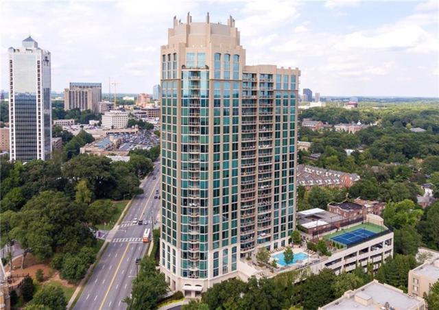 2795 Peachtree Road NE #1507, Atlanta, GA 30305 (MLS #5969238) :: North Atlanta Home Team