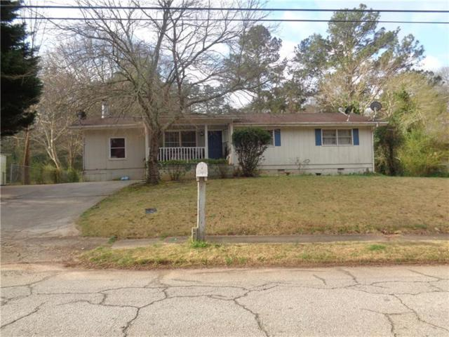 364 Elder Street, Fairburn, GA 30213 (MLS #5969277) :: North Atlanta Home Team