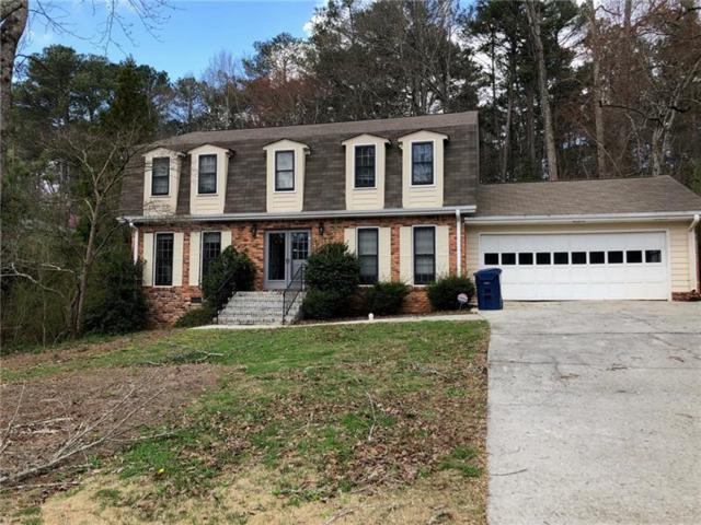 4142 Lakeshore Way NE, Marietta, GA 30067 (MLS #5969397) :: Charlie Ballard Real Estate