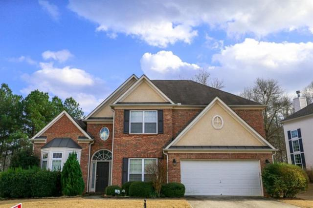 2809 Heritage Oaks Circle, Dacula, GA 30019 (MLS #5969415) :: The Russell Group