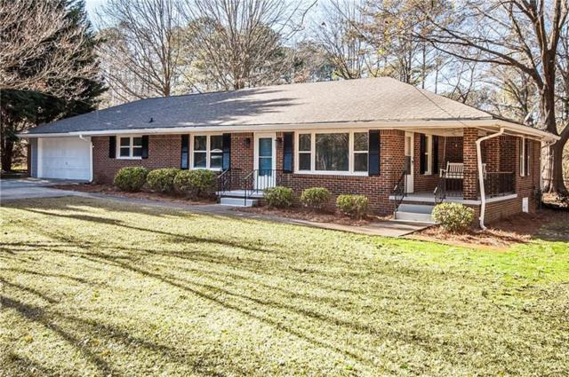 1238 Silver Hill Road, Stone Mountain, GA 30087 (MLS #5969459) :: North Atlanta Home Team