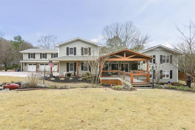 254 Lakeshore Court, Marietta, GA 30067 (MLS #5969511) :: Charlie Ballard Real Estate