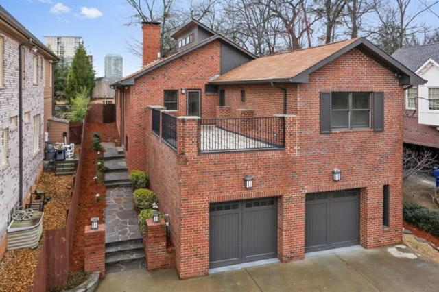 2906 Grandview Avenue NE, Atlanta, GA 30305 (MLS #5969518) :: Charlie Ballard Real Estate