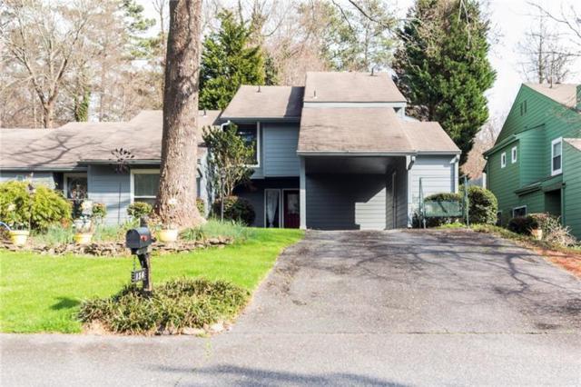 154 Woodhaven Way, Alpharetta, GA 30009 (MLS #5969525) :: Rock River Realty