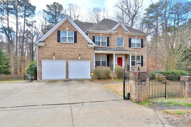 100 Wooten Drive, Canton, GA 30114 (MLS #5969540) :: Charlie Ballard Real Estate