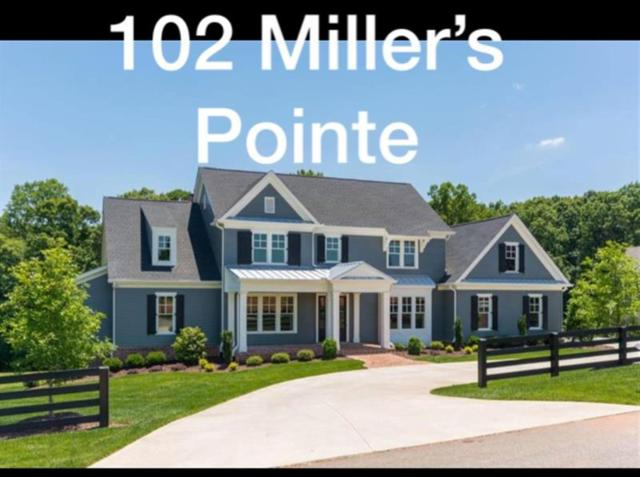 102 Millers Pointe, Woodstock, GA 30188 (MLS #5969557) :: Charlie Ballard Real Estate