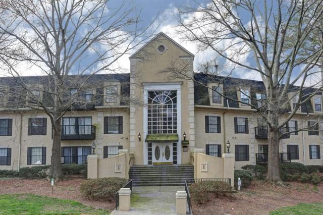 1202 Pine Heights Drive NE #1202, Atlanta, GA 30324 (MLS #5969616) :: Charlie Ballard Real Estate