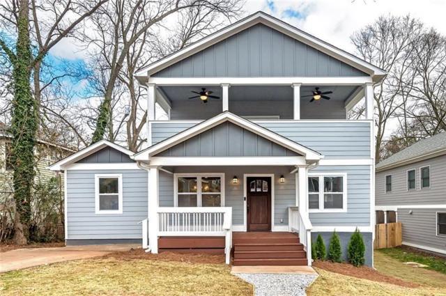 143 Flora Avenue NE, Atlanta, GA 30307 (MLS #5969647) :: Rock River Realty