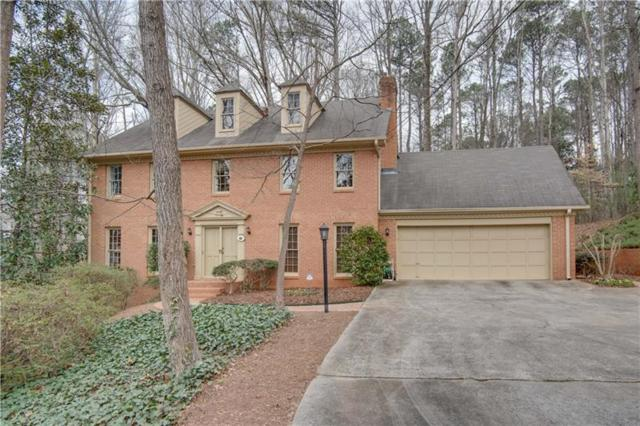 1504 Howell Highlands Drive, Smoke Rise, GA 30087 (MLS #5969697) :: Rock River Realty