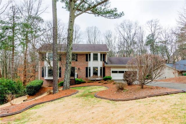1950 Oak Ridge Court, Marietta, GA 30062 (MLS #5969757) :: Path & Post Real Estate