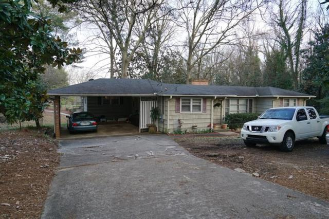 6195 Dodgen Road SW, Mableton, GA 30126 (MLS #5969774) :: Rock River Realty