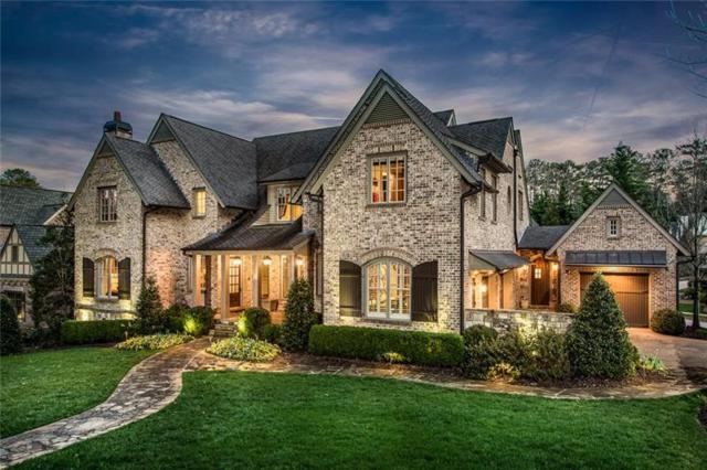 542 Hillside Drive NW, Atlanta, GA 30342 (MLS #5969812) :: North Atlanta Home Team